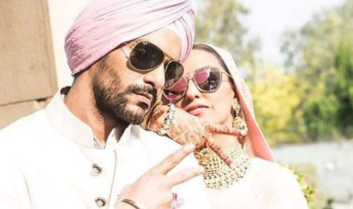 Neha Dhupia's Father Clears The Air Around Her Pregnancy Rumors