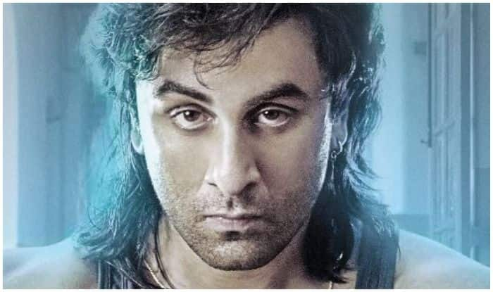 Sanju New Poster : Ranbir Kapoor Nails Sanjay Dutt's Khalnayak Look With His Long Hair And Beefed Up Body