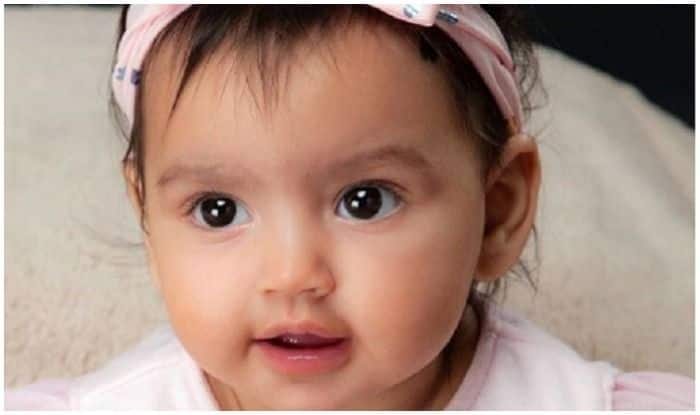 Esha Deol Shares Pic Of Her Daughter Radhya Takhtani For The First Time And We Can't Get Over Her Cuteness