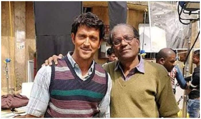 Hrithik Roshan As Mathematician Anand Kumar Looks Unidentifiable On The Sets Of Super 30 – View Pic