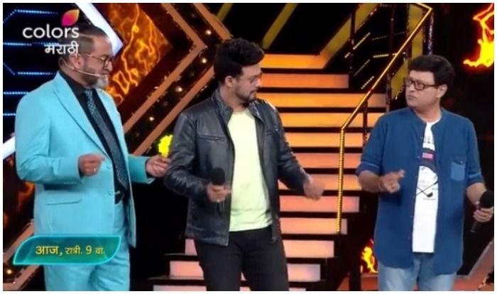 Bigg Boss Marathi 6 May, 2018 Day 21 Show Highlights: Swapnil Joshi And Sachin Pilgaonkar Shake A Leg With Mahesh Manjrekar On Bigg Boss Marathi