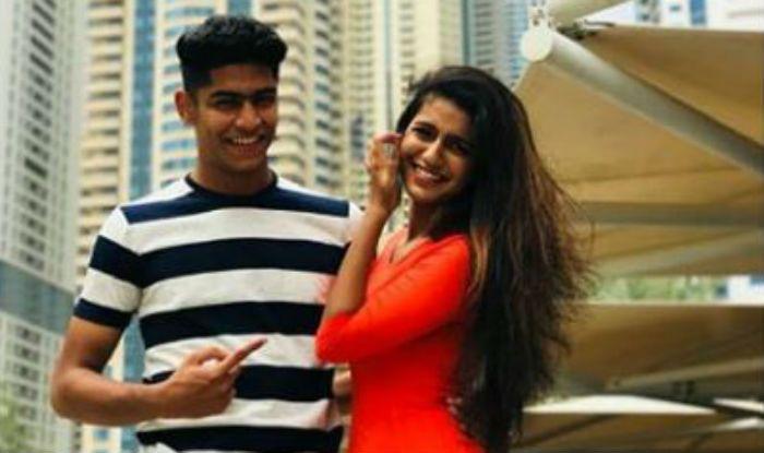 Priya Prakash Varrier and Roshan Rahoof Dance Romantically, Video Will Melt Your Heart