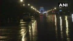 Delhi Sees 13.4 mm Rain By Wednesday Night, Cheers Up People