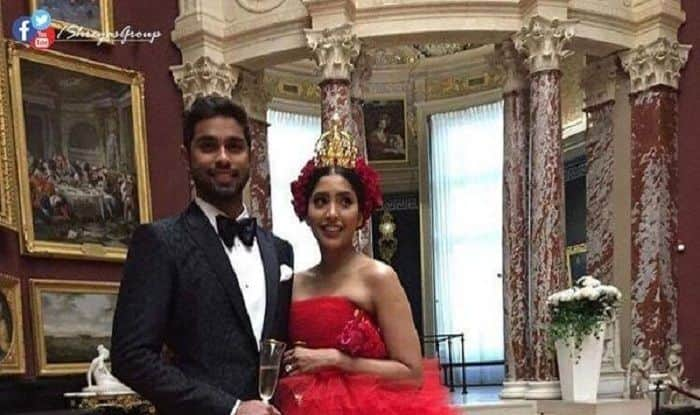 Akhil Akkineni's Former Fiancee Shriya Bhupal Ties The Knot With Anindith Reddy at Chateu De Chantilly in France – View Pics