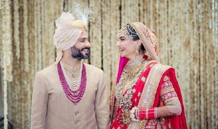 Sonam Kapoor – Anand Ahuja Wedding: First Picture Of The The Newly Weds Out!