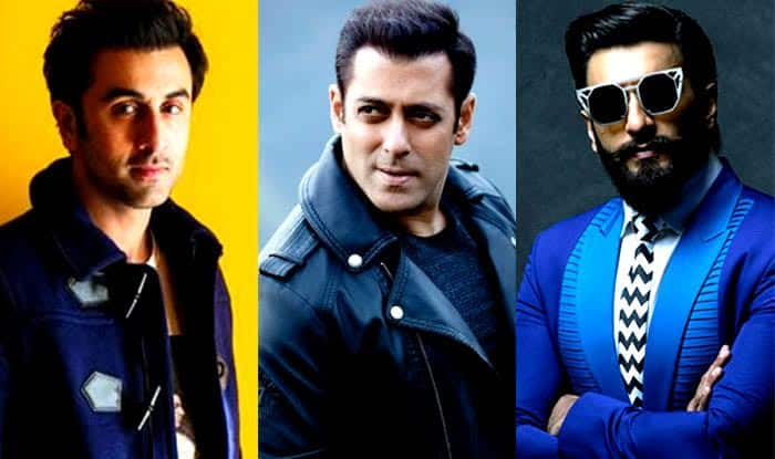 Mother's Day 2018 : This Is The Special Bond That Salman Khan, Ranbir Kapoor, Ranveer Singh Share With Their Moms