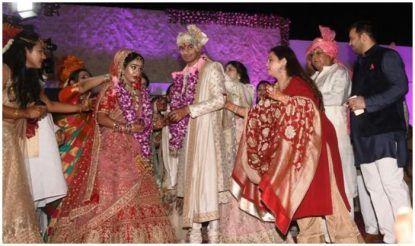 tej pratap aishwarya wedding 1
