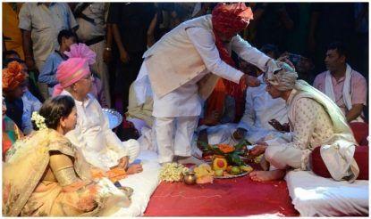 tej pratap aishwarya wedding 11