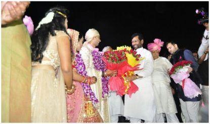 tej pratap aishwarya wedding 7