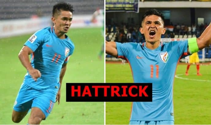 India vs Chinese Taipei, Intercontinental Cup 2018