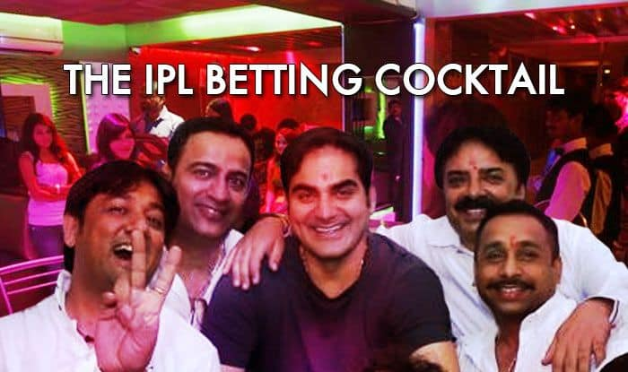 The IPL Betting Cocktail!