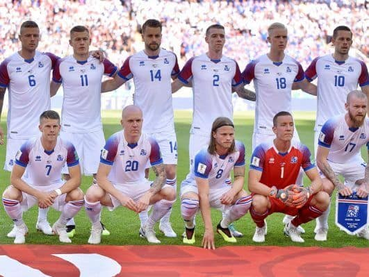 9ae5fe934 FIFA World Cup 2018: All You Need to Know About Iceland | Sports ...