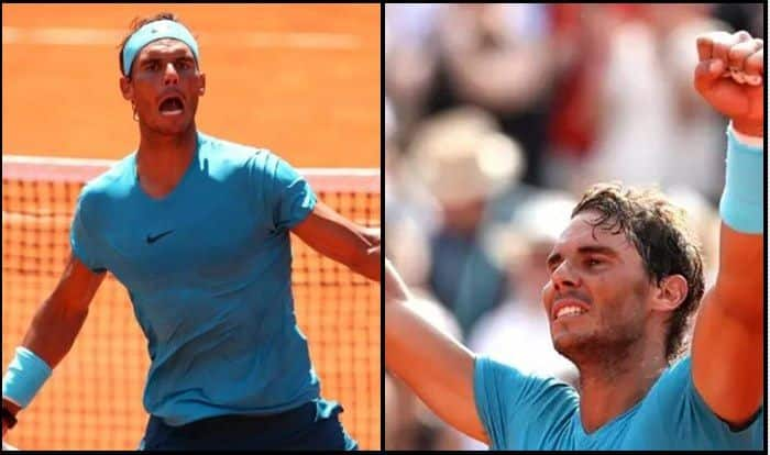 Rafael Nadal Vs Dominic Thiem French Open 2018 Men S Final Match Report Nadal Beats Thiem 6 4 6 3 6 2 To Clinch Record 11th French Open India Com