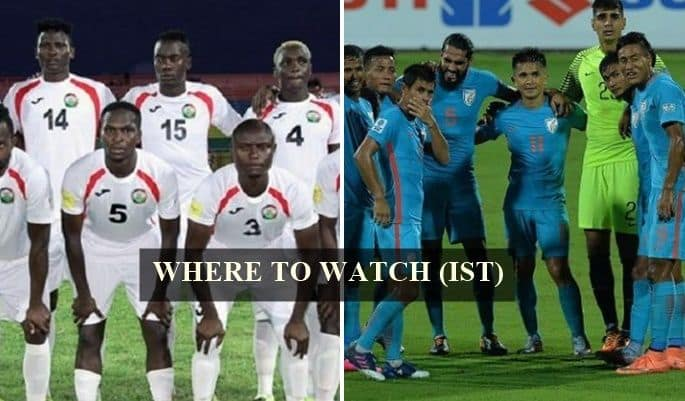 India vs Kenya Live Steaming