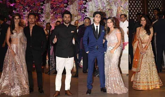 Akash Ambani – Shloka Mehta Engagement: Ranbir Kapoor, Aishwarya Rai Bachchan, Sara Ali Khan, Aryan Khan, Disha Patani, Tiger Shroff, Aamir Khan Glam Up For The Function
