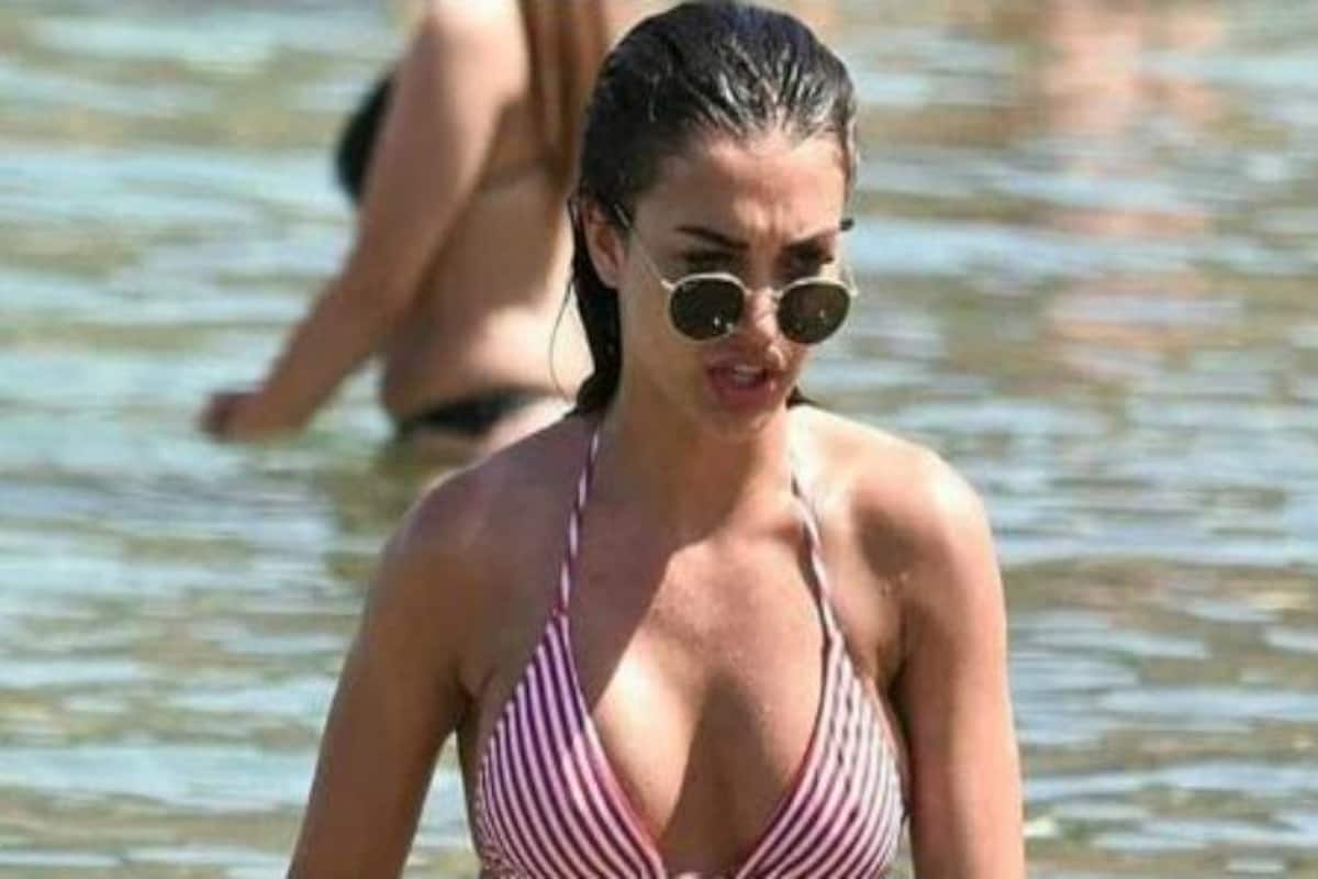 Bollywood Actress Amy Jackson S Latest Bikini Pictures Are Fire Hot India Com