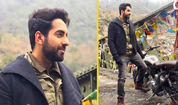 Ayushmann Khurrana Teams up with Tumhari Sulu Director Suresh Triveni For His Fifth Single Chan Kitthan