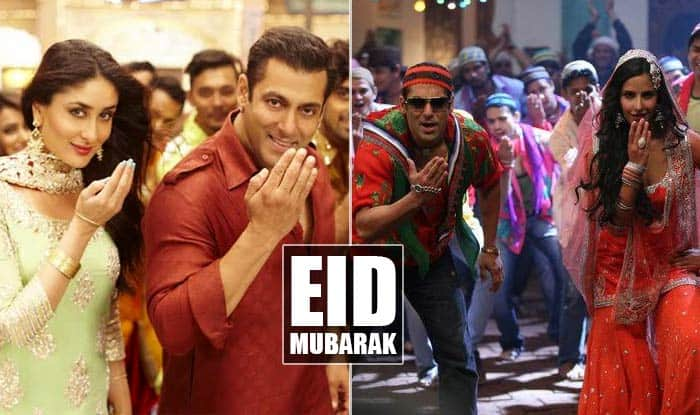 Eid al-Fitr 2018: 7 Bollywood Songs Featuring Salman Khan, Ranbir Kapoor to Celebrate The Festival