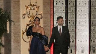 Natasha Poonawalla Hosts A Grand Party In Honour Of Sonam Kapoor And Anand Ahuja; The Entire Kapoor Clan Attends In Style
