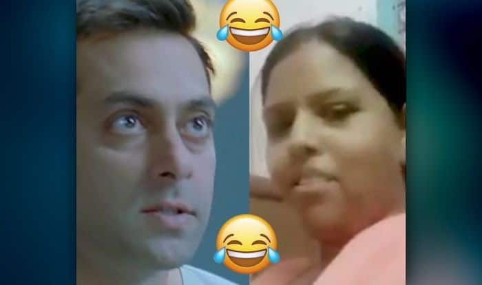 Salman Khan's Mash-up Video With The Woman From 'Chai Pi Lo' Clip Goes Viral; Watch Video