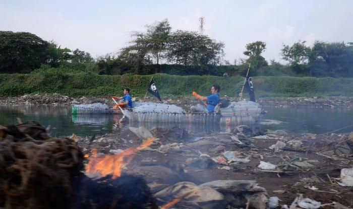 Citarum- The Most Polluted River in World