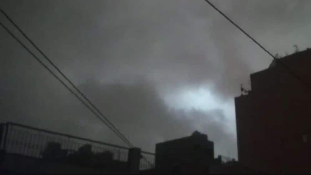 Dust Storm, Rains Hit Delhi NCR Bringing Respite From Scorching Heat; 27 Flights Diverted