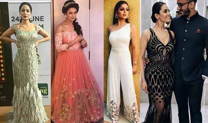 Gold Awards 2018: Hina Khan, Mouni Roy, Divyanka Tripathi Dahiya, Anita Hassanandani and Drashti Dhami Make Heads Turn