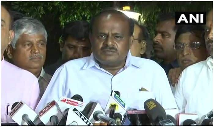 Karnataka Government Spent Rs 42 Lakh to Accommodate Opposition Leaders Gathered For Oath Taking Ceremony of CM HD Kumaraswamy: Reports