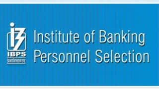 IBPS PO/MT Exam 2019 Begins Today, Download Admit Card at ibps.in
