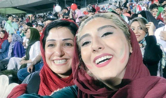 Iran Allows Women to Enter Football Stadium