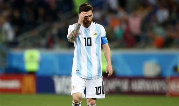 Lionel Messi, Lionel Messi Red Card, Messi Copa America 2019, Messi One-Match Ban, CONMEBOL, Argentina Football Team, Messi Slams CONMEBOL, Football News, South America Football Governing Council