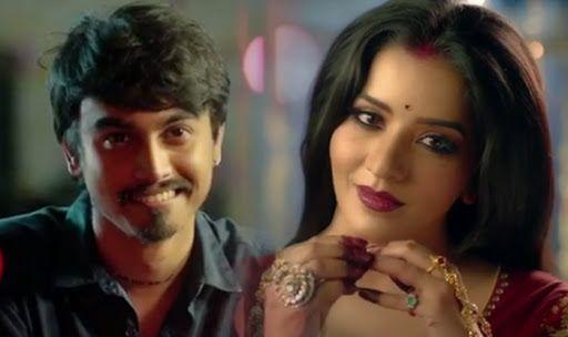 Bhojpuri Actress Monalisa aka Jhuma Boudi's Sensuous Expressions in Latest Bridal Avatar is Droolworthy