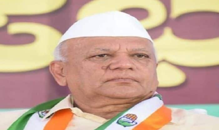 Karnataka Congress Working President SR Patil Resigns Over Party's 'Unsatisfactory' Performance in Recent Assembly Polls