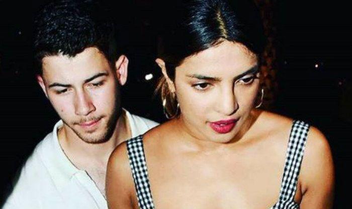 Priyanka Chopra and Nick Jonas Sporting Similar Promise Rings?
