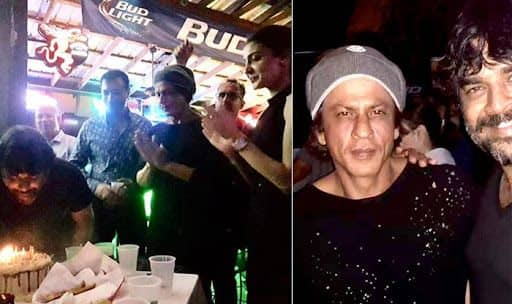 Shah Rukh Khan, Anushka Sharma Make Sure R Madhavan's Birthday was Unforgettable on the Sets of Zero – See Pics