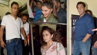 Race 3: Salman Khan, Jacqueline Fernandez, Huma Qureshi, MS Dhoni Attend The Film's Screening In Style – View Pics