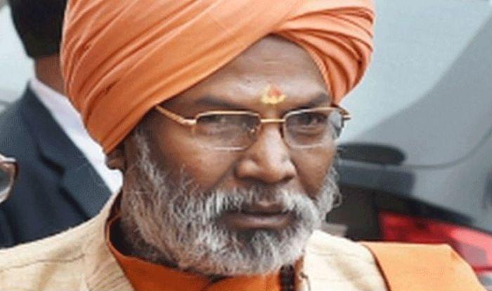 BJP MP Sakshi maharaj