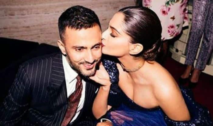 Celebrate Sonam Kapoor's Birthday with Cute Pictures of Her and Hubby Anand Ahuja