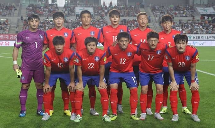 FIFA World Cup 2018: No SNS, WAGs For South Korea During The Tournament In Russia