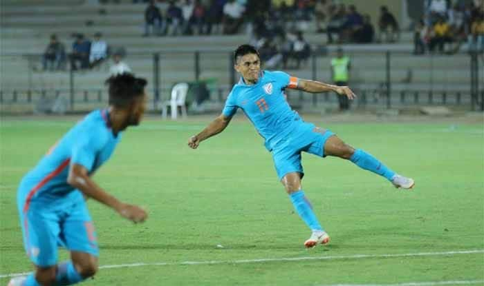 Sunil Chhetri Ruled Out of Jordan Friendly Due to Ankle Injury