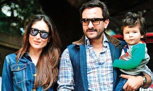 Taimur Ali Khan To Leave For London With Parents Kareena Kapoor Khan and Saif?