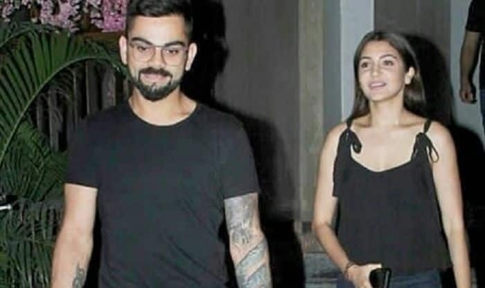 Anushka Sharma and Virat Kohli Spotted Walking Hand in Hand On A Romantic Date- View Pics