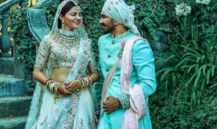 Rubina Dilaik and Abhinav Shukla Share Dreamy Moments From Their Wedding, Don't Miss