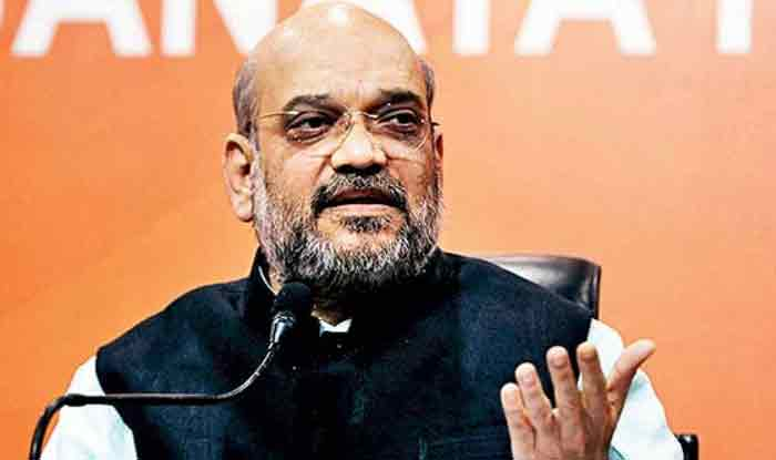 Amit Shah Doesn't Have Swine Flu, Says Congress MP BK Hariprasad; Claims to Have a Report to Prove Same