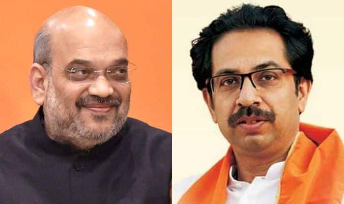 Lok Sabha Elections 2019: BJP Chief Amit Shah to Meet Shiv Sena Supremo Uddhav Thackeray Today