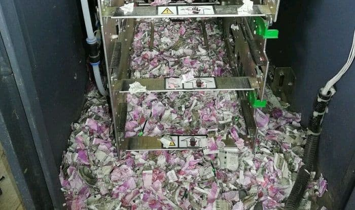 Assam: Mice Destroy Notes Worth Rs 12 Lakh Inside ATM in Tinsukia