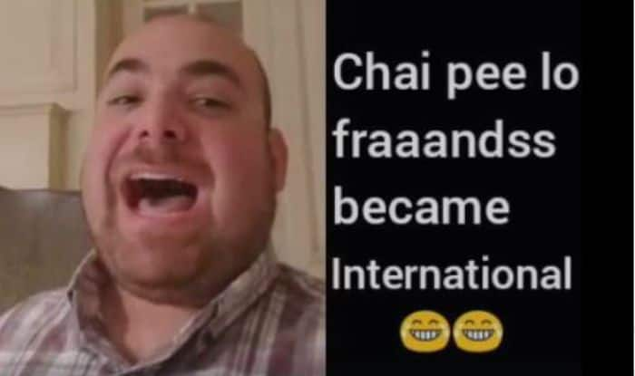 Chai Pi Lo is Trending Internationally; Now This Foreigner's Video is Going Viral, Watch
