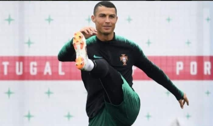 Cristiano Ronaldo Avoids Talking About Former Club Real Madrid