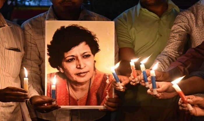 Gauri Lankesh Murder: SIT Arrests Seventh Accused