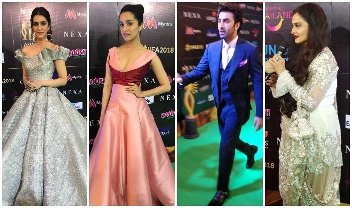 IIFA Awards 2018 Performances: From Rekha's Salaam-e-Ishq, Ranbir Kapoor's Balam Pickari To Varun Dhawan's Act – Check Inside Videos